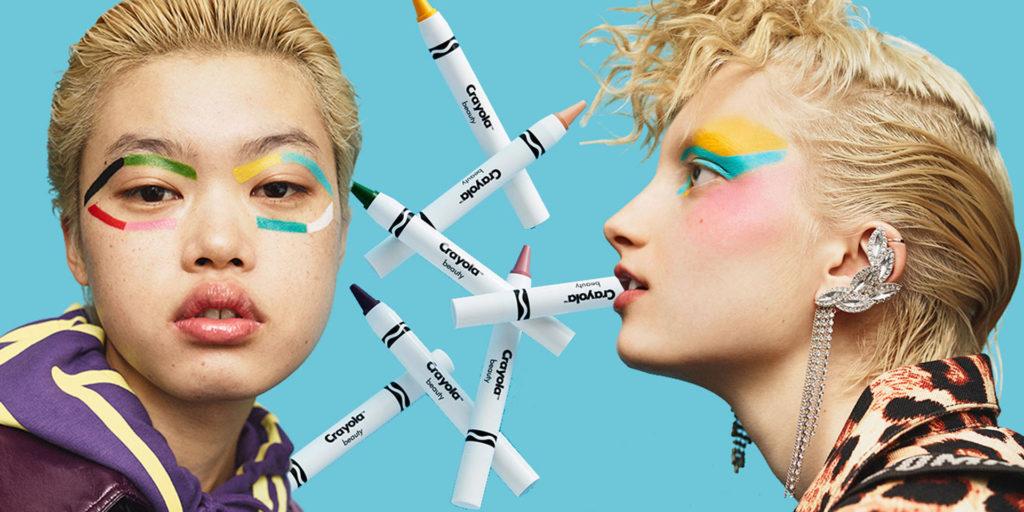 Crayola creó el beauty kit que necesitas