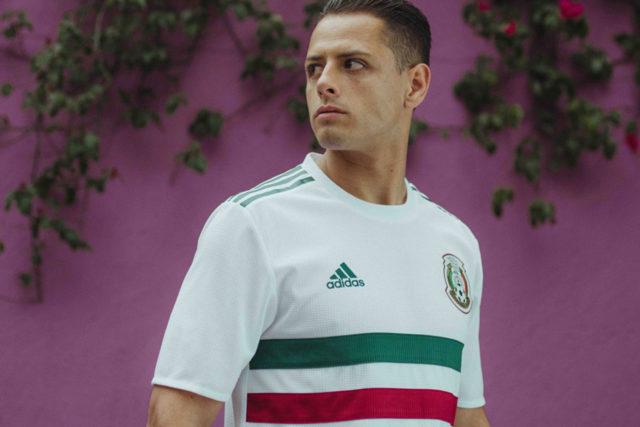 El uniforme de la Selección Mexicana es 100% Hecho en México