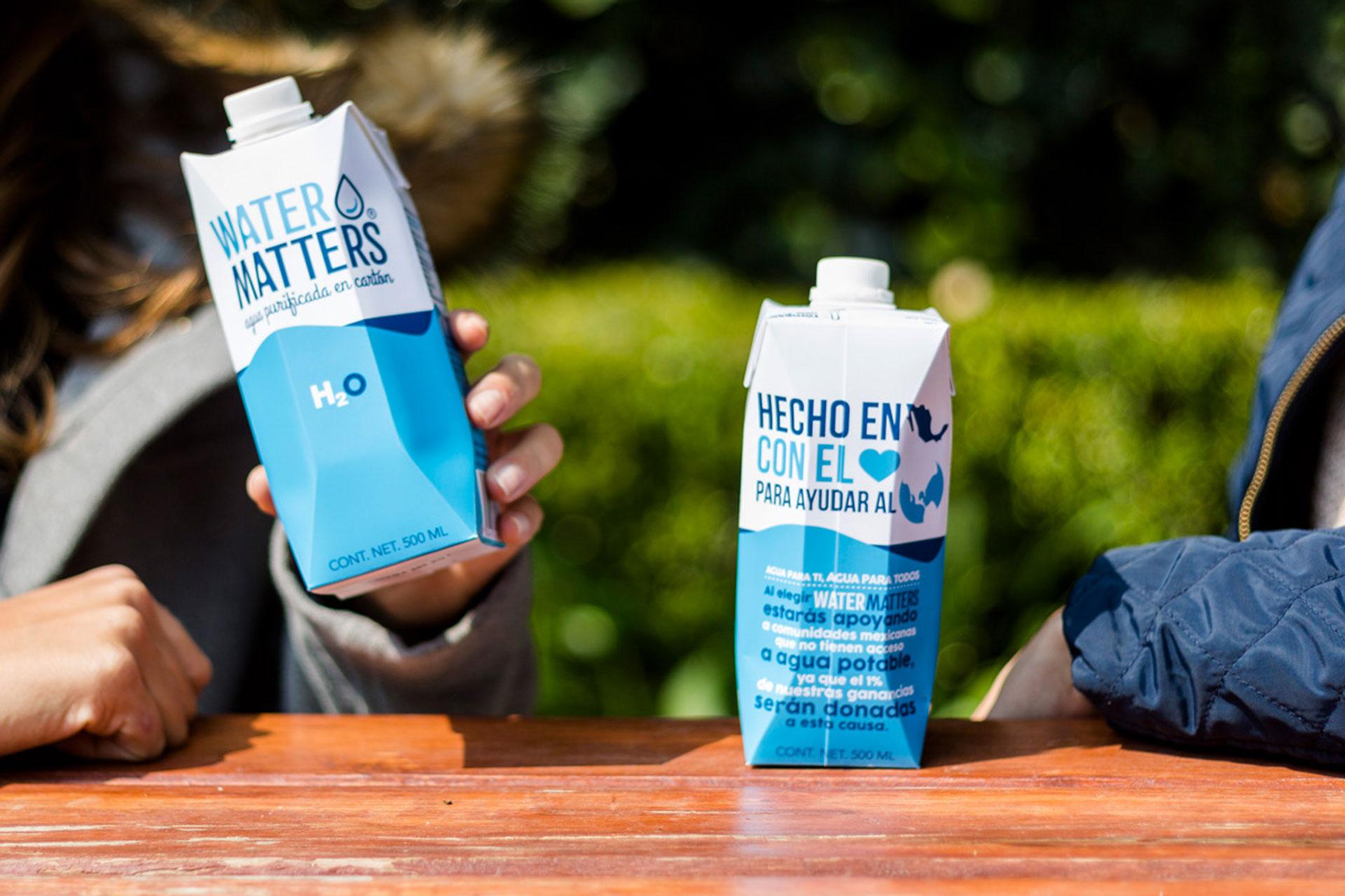 Conoce a la marca mexicana que esta cambiando la forma en que consumimos agua