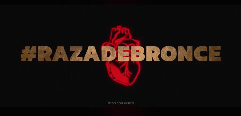 ¿Quiénes son parte de la #RazadeBronce?