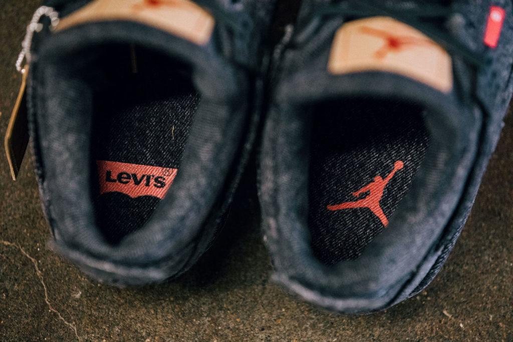 Levi's x Air Jordan IV: la revancha de los sneakers con denim