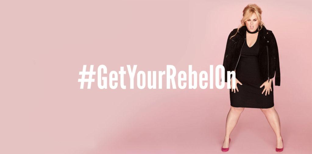 Rebel Wilson: Rebelandosé contra las tallas pequeñas