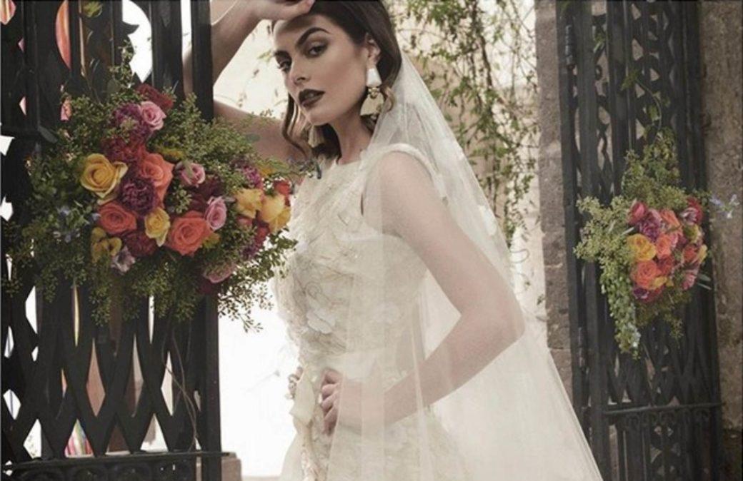 vestidos de novia de ensueño por diseñadores mexicanos - compra moda