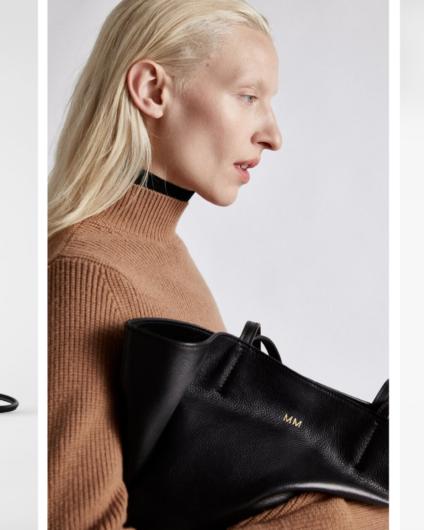 Zara lanza Edited para bolsas