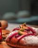 """Cerveza Modelo y el Chef Kenny Kuri crean la """"tradicional"""" Rosca de Reyes."""